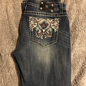 34x34 Miss Me Jeans